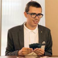 Дмитрий Петров - ученик 11 класса
