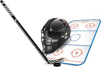 Спорт - хоккей - образование спортсменов