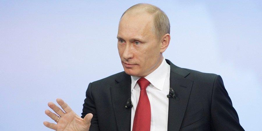 Путин ответил на вопросы педагогов